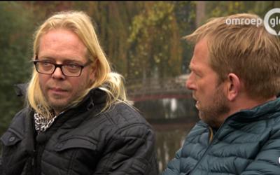 """Robin Timmers op TV met """"Stemmen horen"""""""