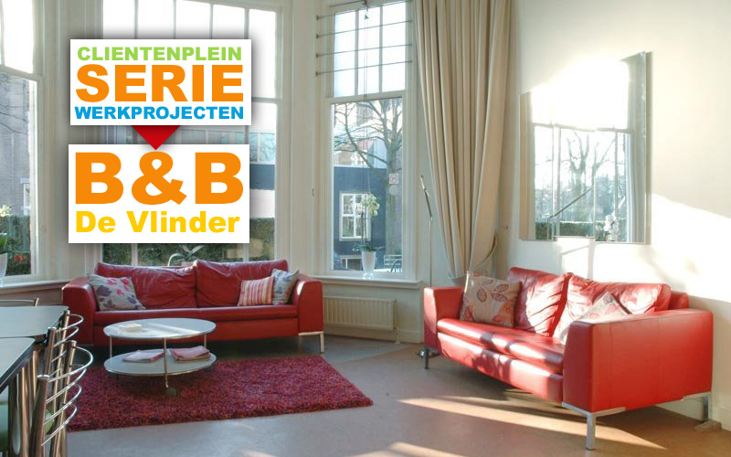 Bed & Breakfast Hotel De Vlinder