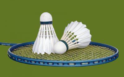 Op maandag Badmintonnen met Phoenix