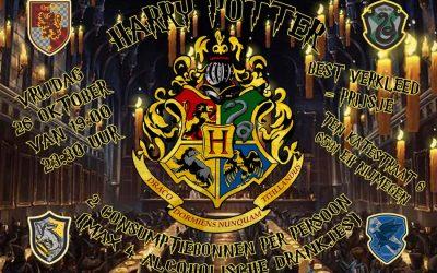 Harry Potter feest 26 oktober DAC Ten Kate