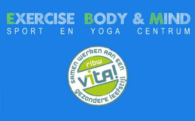 VITA-sportgroep volgt les Exercise Body & Mind