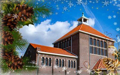 Kerstmarkt op Sancta Maria en opening KRIBJESroute