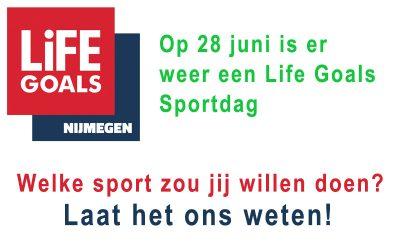 Welke sport wil jij doen op 28 juni?