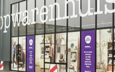 De RIBW, Kringloopwinkel Het Goed en Pluryn gaan samenwerken binnen Het Goed