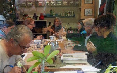 RIBW-tuinclub: Kerstukjes maken en Winter in de tuin