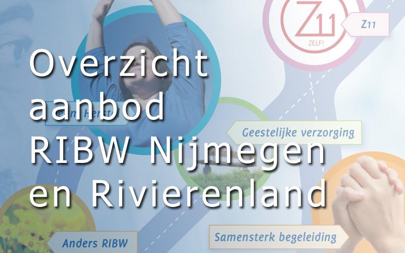 Samendoen: Collectief aanbod van de RIBW Nijmegen & Rivierenland