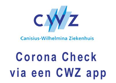 Coronacheck via CWZ Nijmegen