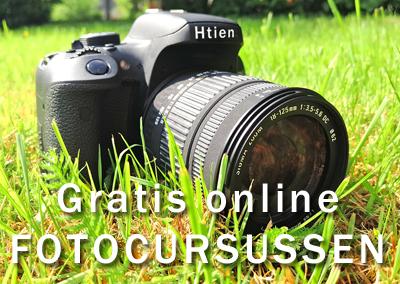 Tijdelijk gratis fotocursus online