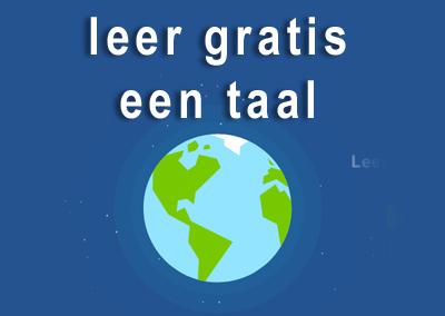 Leer gratis een taal: Duolingo