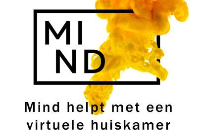 Mind helpt met tools en een virtuele huiskamer