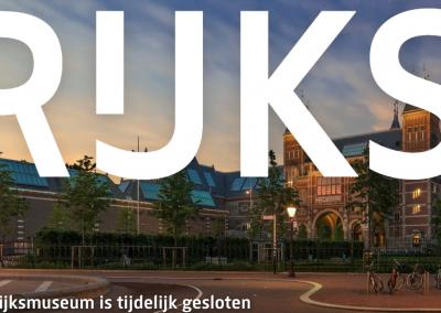 Bezoek het rijksmuseum (on-line)