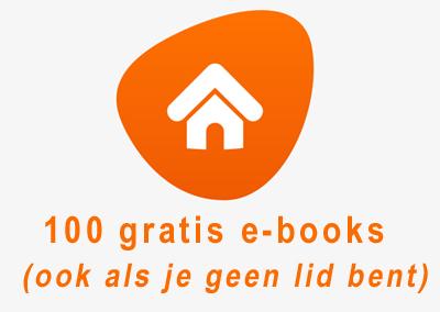 ThuisBieb App (100 gratis e-books van de Bieb)