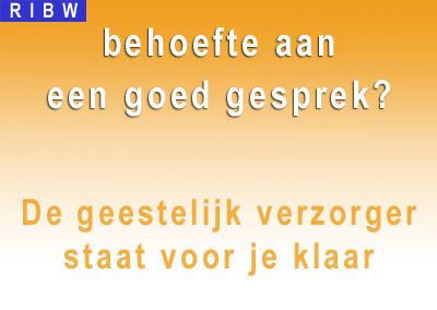 Geestelijke verzorging RIBW Nijmegen & Rivierenland