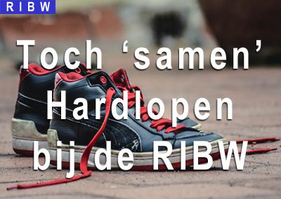 Toch 'samen' hardlopen (Lees hoe je dat doet binnen de RIBW!)
