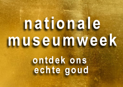 Het is (digitale) nationale MUSEUMWEEK