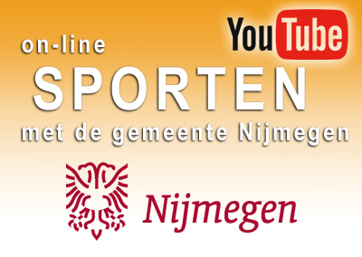 Online sporten met de Gemeente Nijmegen (voor jong en oud!)