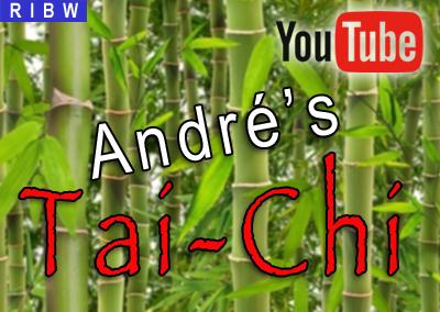 Tai Chi met André – in 3 filmpjes