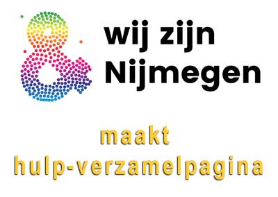 Wij zijn Nijmegen maakt verzamelpagina Nijmeegse initiatieven