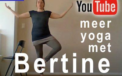 Meer Yoga met Bertine (van Birdie.Flies)
