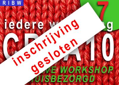 CREA10 Workshop 7: 'KIEK MOZAIEK' (INSCHRIJVING GESLOTEN)