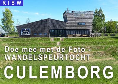 Doe de wandel/fotospeurtocht in Culemborg
