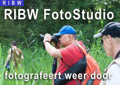 RIBW De FotoStudio fotografeert door