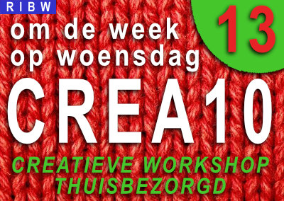 CREA10 workshop 13: 'Boekenbal' (INSCHRIJVING GESLOTEN)