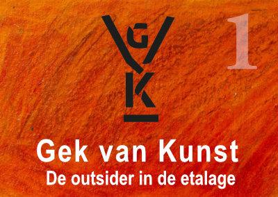 Gek van Kunst – De outsider in de etalage #1: duo-expositie Estrella en Wilfred