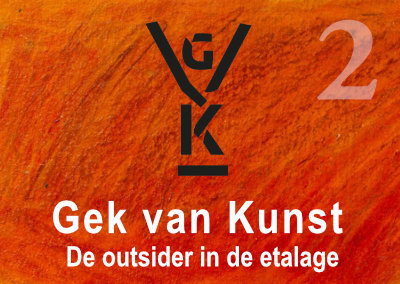 Gek van Kunst – De outsider in de etalage #2: duo-expositie Marion Peters & Maria Ploegmakers