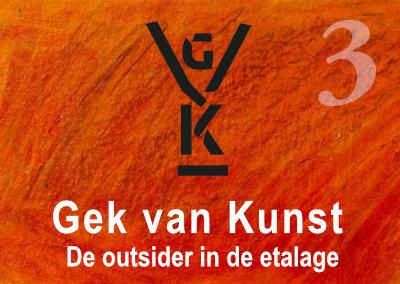 GvK-De outsider in de etalage #03: duo-expositie Roanne en Hans