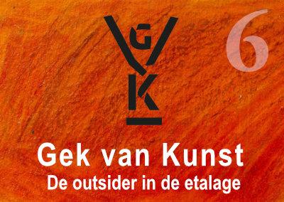 GvK-De outsider in de etalage #06: duo-expositie Karin en Helmi