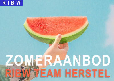 Zomeraanbod RIBW Team Herstel
