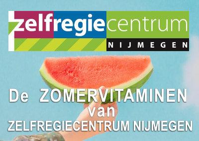 De Zomervitaminen van Zelfregiecentrum Nijmegen