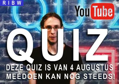 Er was een QUIZ op 4 augustus. (Er zijn helaas geen antwoorden ingezonden, en er zijn dus geen prijzen gewonnen :-(   )
