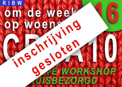 CREA10 workshop 16: 'StempelGroet' (INSCHRIJVING GESLOTEN)