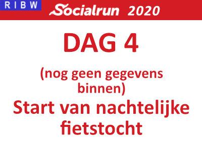 Socialrun 2020 – Dag 4