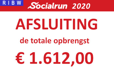 Socialrun 2020 – Dag 5 – afsluiting