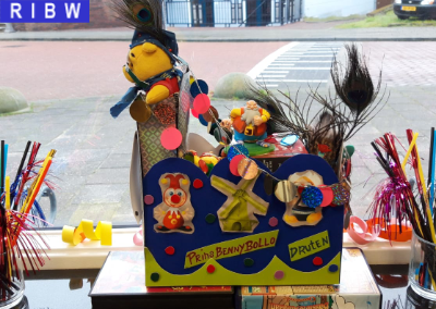 Hoezo geen Carnaval in Druten? Gewoon mini en binnen! :-)