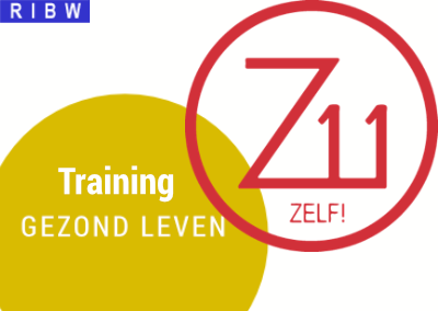 Z11 training Gezond Leven voor cliënten van de RIBW (Maart 2021)