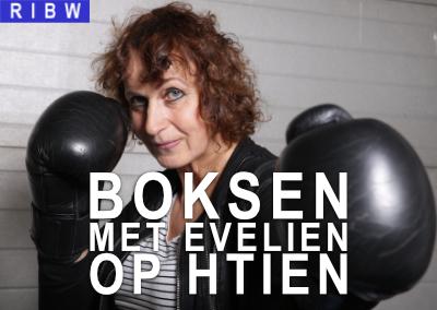 Kom Boksen met Evelien (op Htien)