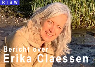 Bericht over Erika Claessen