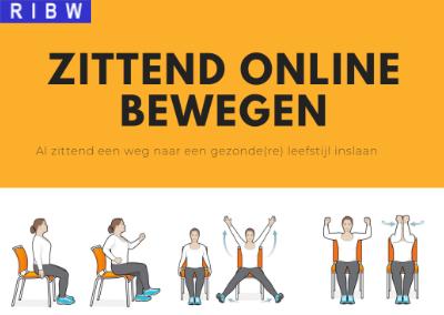 Zittend Online Bewegen