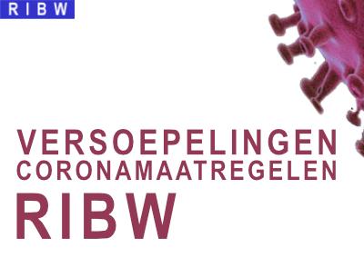 Versoepelingen coronamaatregelen bij de RIBW